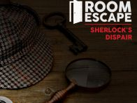 Room Escape - Sherlock's Dispair