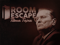 Room Escape - Titova Tajna