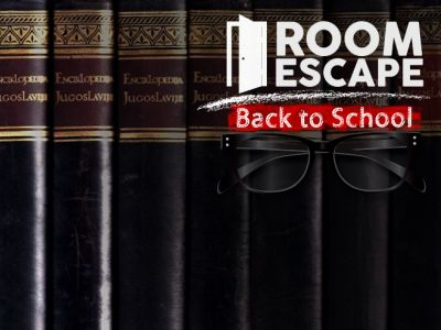 Room Escape - Back to School