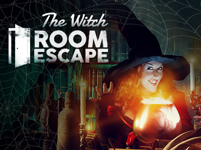 Room Escape - The Witch